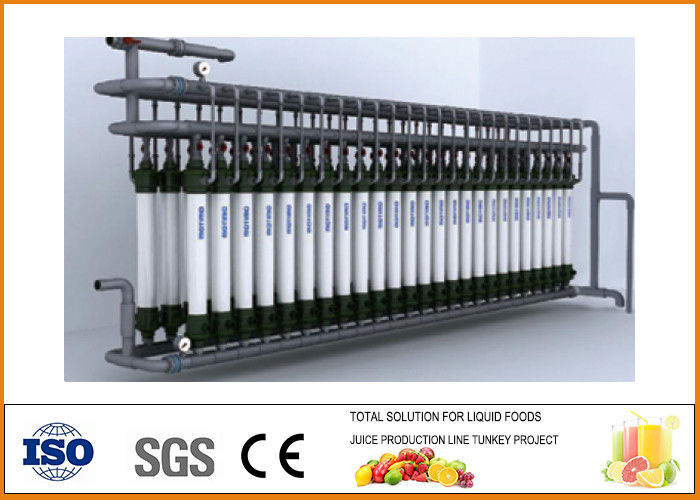 30T/H Turnkey Apple Juice Production Line